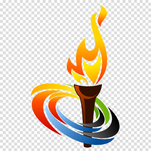 small resolution of olympic torch clipart olympic games rio 2016 2018 winter olympics torch relay
