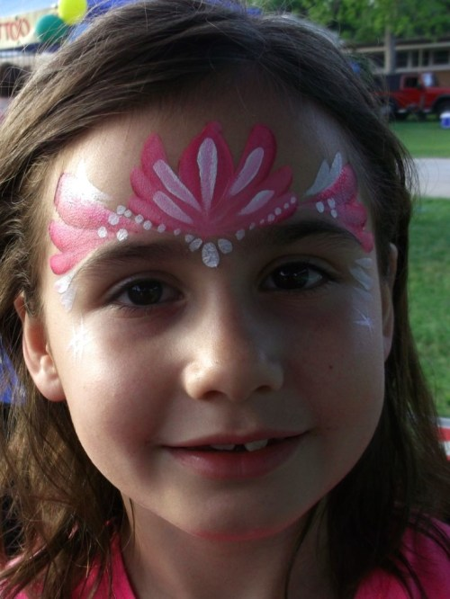small resolution of carnival face painting ideas clipart painting eyebrow