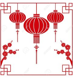 border chinese new year free clipart chinese new year paper lantern clip art [ 900 x 900 Pixel ]