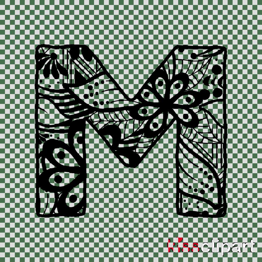 medium resolution of download letter m design flower clipart letter floral design m flower rectangle
