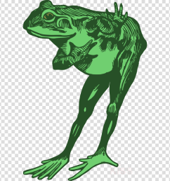 bowing frog clipart toad true frog [ 900 x 900 Pixel ]