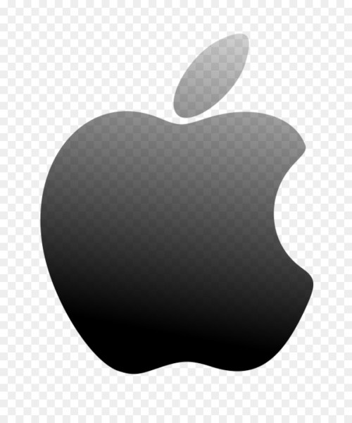 small resolution of new apple logo transparent clipart apple logo iphone