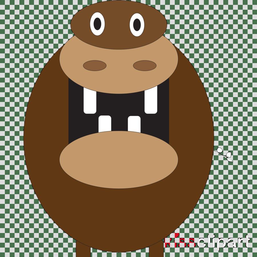 medium resolution of hippo mouth open cartoon clipart hippopotamus clip art