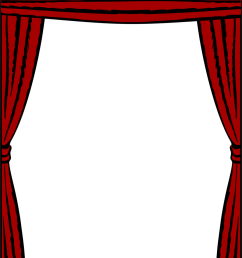 clip art clipart window blinds shades theater drapes and stage curtains clip art [ 900 x 995 Pixel ]