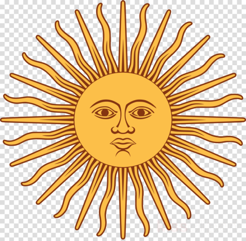 small resolution of argentina flag sun clipart flag of argentina sun of may