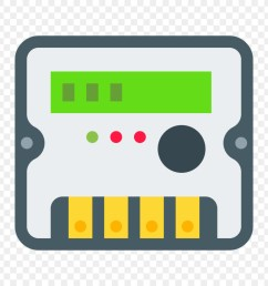 energy meter icon png clipart electricity meter computer icons [ 900 x 900 Pixel ]