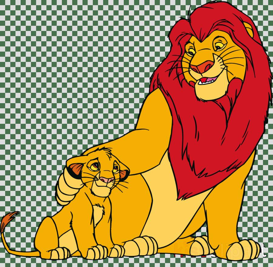 medium resolution of cartoon lion king clipart simba lion mufasa