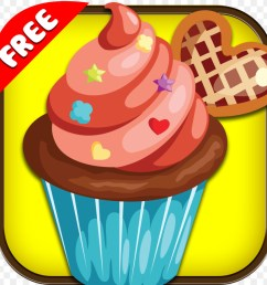 cupcake clipart cupcake frosting icing bakery [ 900 x 900 Pixel ]