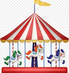 download merry go round clip art clipart clip art carousel clip art carousel horse park jpg [ 900 x 1020 Pixel ]
