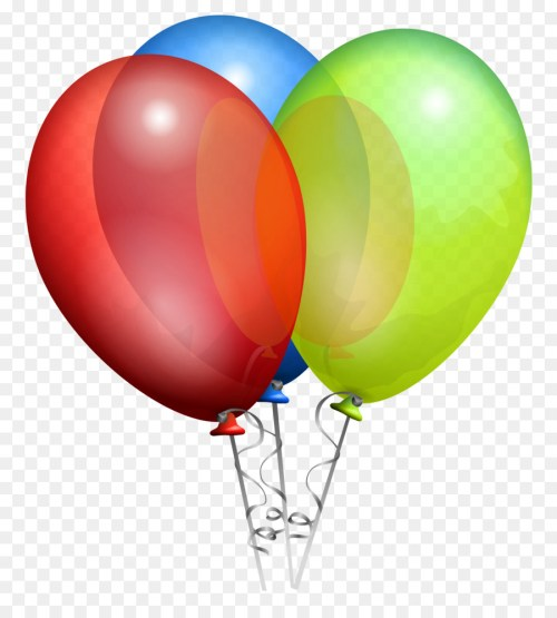 small resolution of free png balloons clipart balloon clip art