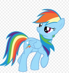 download mlp rainbow dash vector clipart rainbow dash [ 900 x 900 Pixel ]