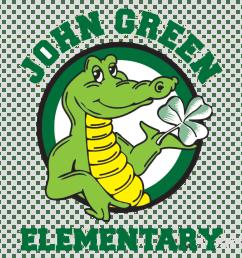john green elementary school clipart john green elementary school national primary school [ 900 x 900 Pixel ]