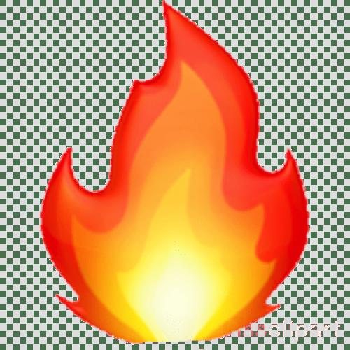 small resolution of emoji fire clipart emoji fire flame