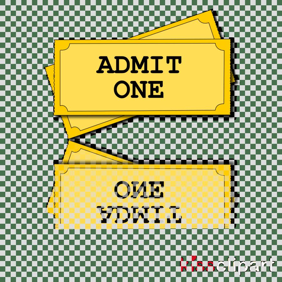 medium resolution of transparent background movie ticket clipart event tickets clip art