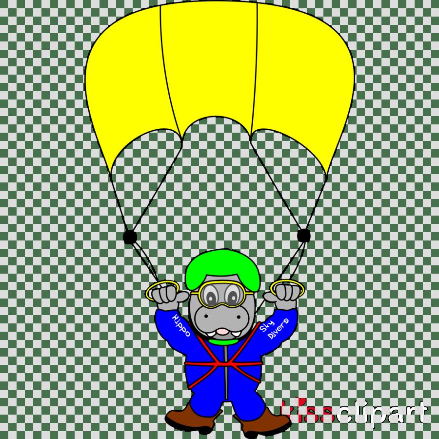 hight resolution of cartoon sky diver clipart parachuting clip art