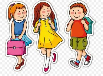 cartoon clipart student teacher boy clip child children go male transparent preview kissclipart