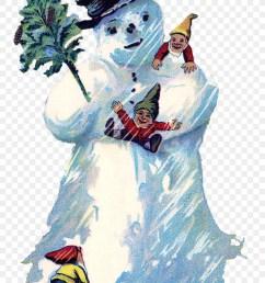 snowman clipart snowman post cards christmas day [ 900 x 1320 Pixel ]