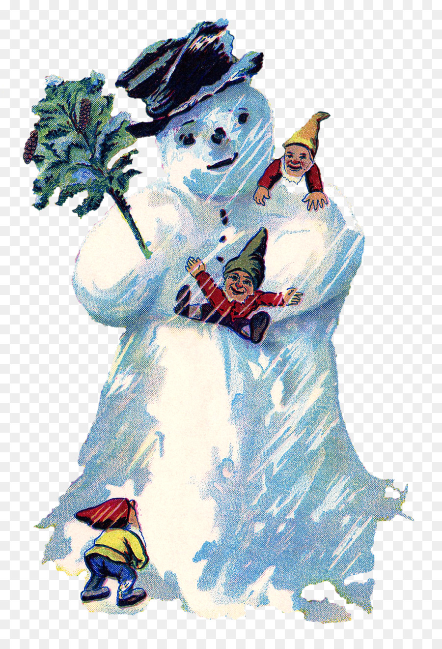 hight resolution of snowman clipart snowman post cards christmas day