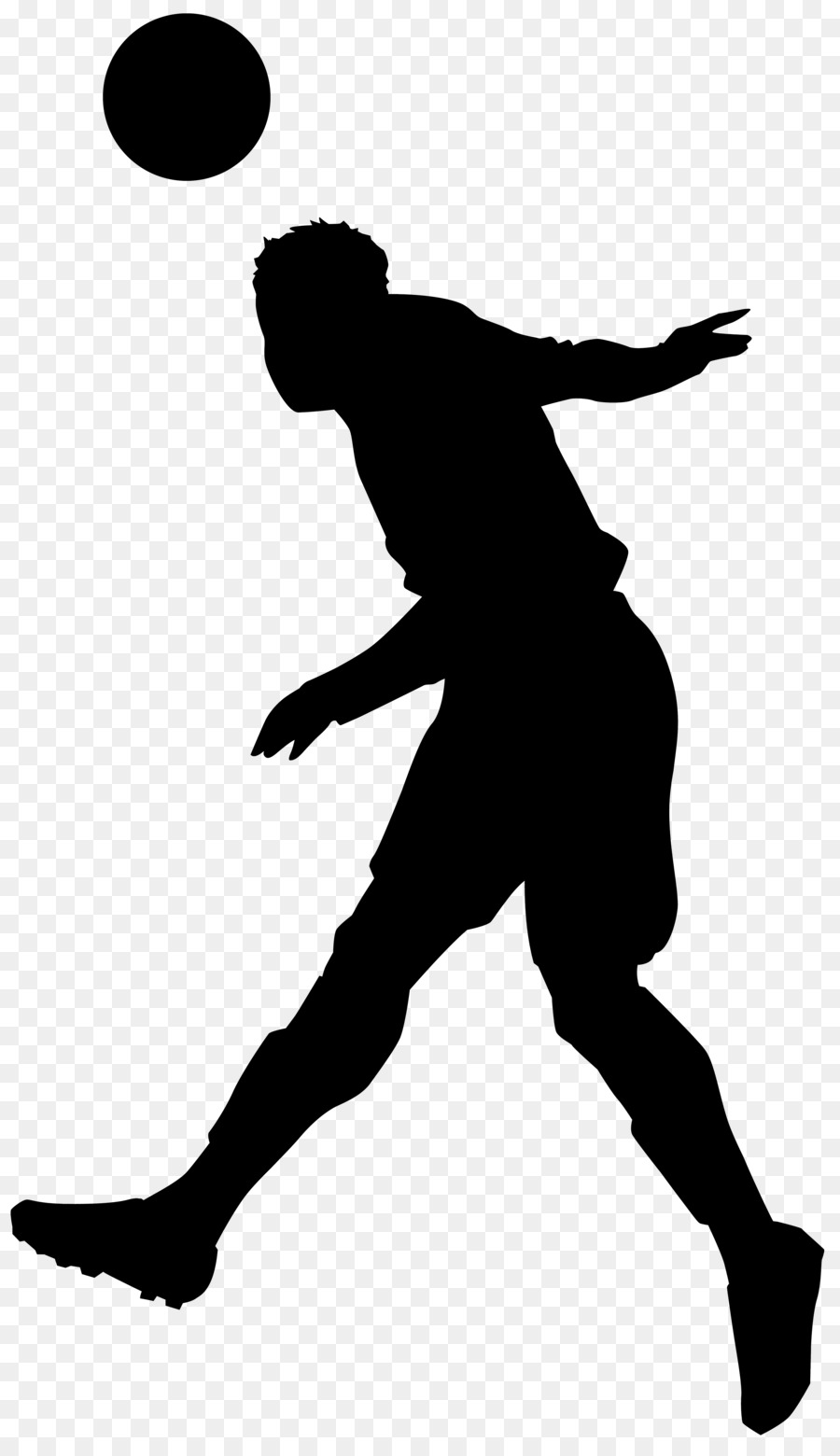 hight resolution of football player silhouette clipart football player american football clip art