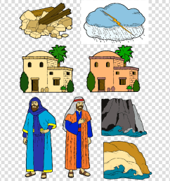 wise man and foolish man clipart parable of the wise and the foolish builders wisdom clip [ 900 x 900 Pixel ]