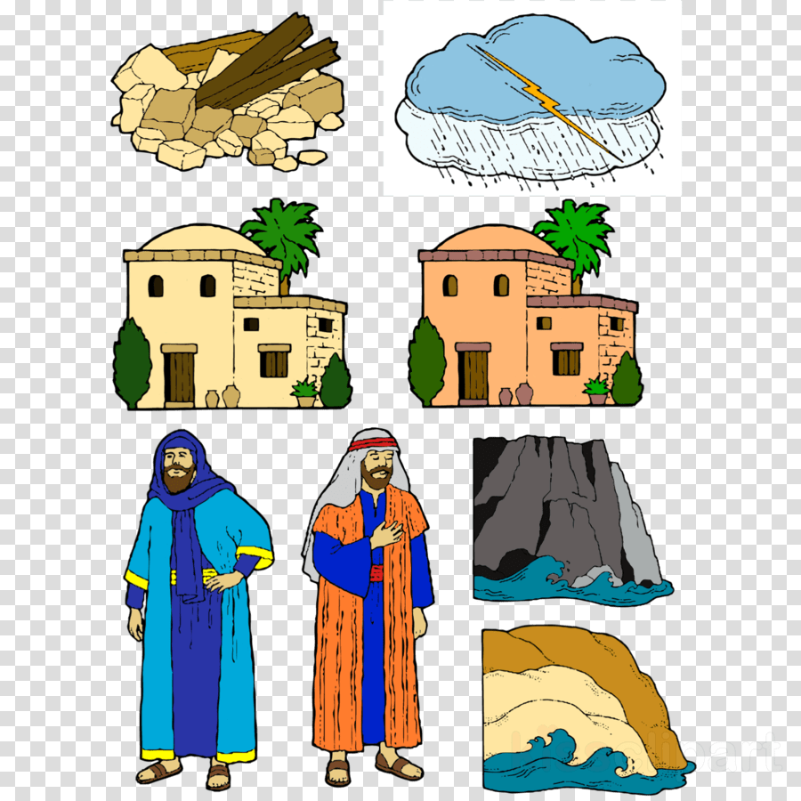 medium resolution of wise man and foolish man clipart parable of the wise and the foolish builders wisdom clip