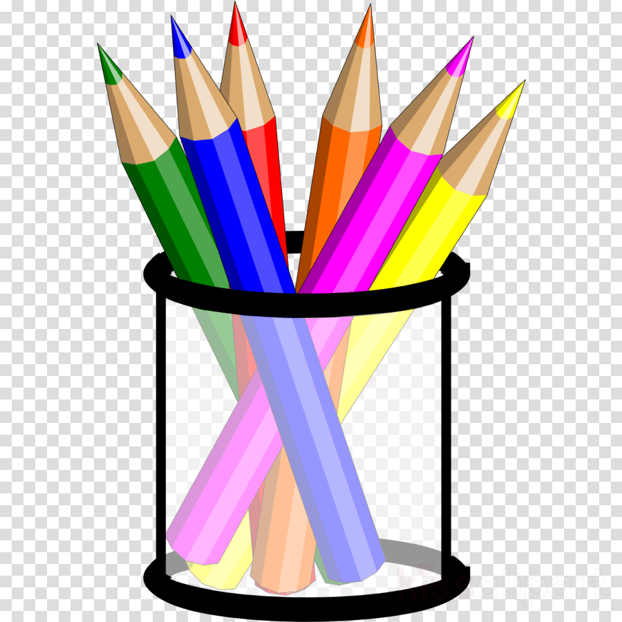 hight resolution of color pencil clipart colored pencil clip art