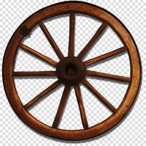 small resolution of old wheel clipart car wheel wagon