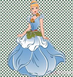 disney princesses wallpaper cinderella clipart cinderella ariel disney princess [ 900 x 900 Pixel ]