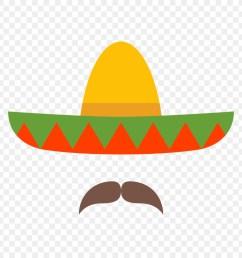 chapeu mexicano png clipart sombrero mexico clip art [ 900 x 900 Pixel ]