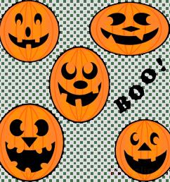 gambar halloween lucu clipart halloween jack o lantern clip art [ 900 x 900 Pixel ]