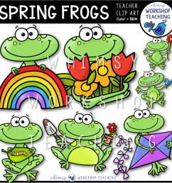 clip art clipart seasonal clip art frog clip art frog toadteacherspayteachersteacher [ 900 x 900 Pixel ]