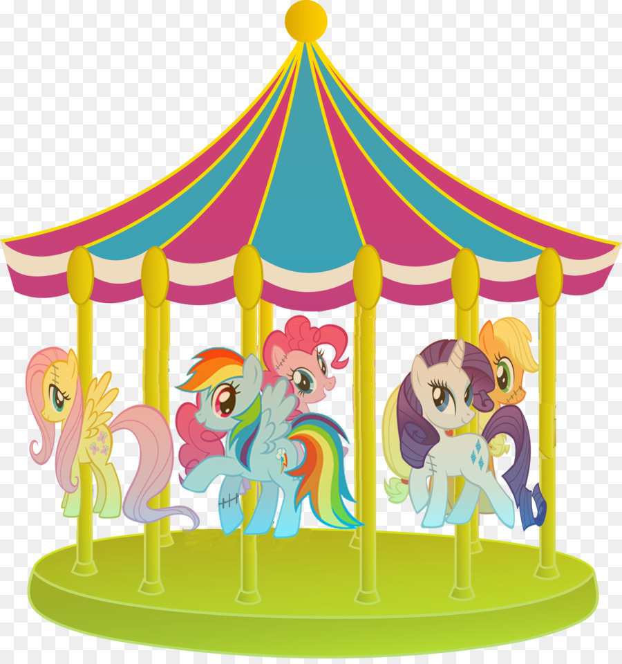 hight resolution of my little pony carousel clipart pony rainbow dash horse