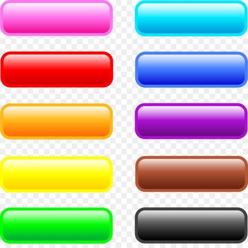 small resolution of button website clipart web button clip art