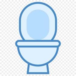 Bathroom Cartoon clipart Toilet Circle transparent clip art