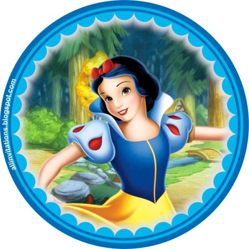 small resolution of blanca nieves boton clipart snow white and the seven dwarfs ariel