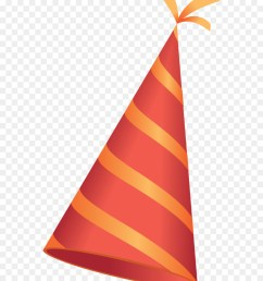 birthday hat red png clipart party hat birthday clip art [ 900 x 1040 Pixel ]