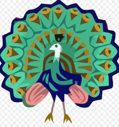 peacock symbol clipart myanmar green peafowl [ 900 x 900 Pixel ]