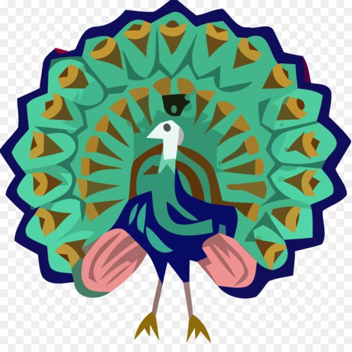 small resolution of peacock symbol clipart myanmar green peafowl