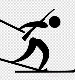 biathlon pictogram clipart biathlon at the 2018 olympic winter games winter olympic games alpensia cross  [ 900 x 900 Pixel ]