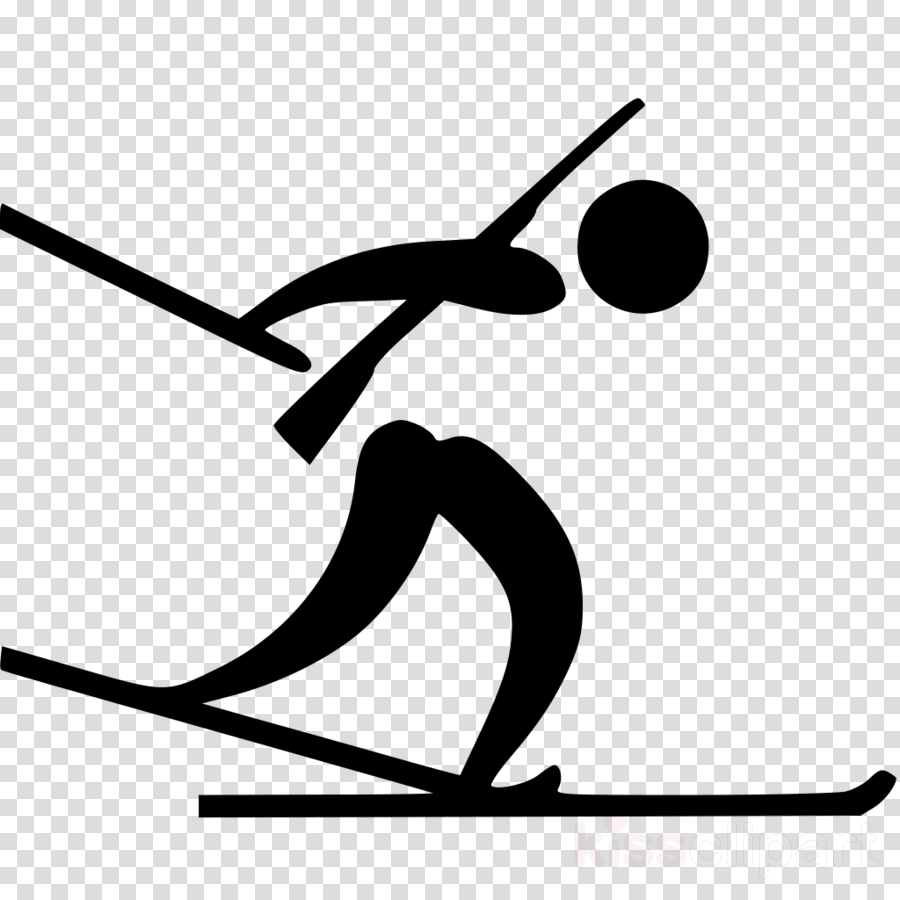 medium resolution of biathlon pictogram clipart biathlon at the 2018 olympic winter games winter olympic games alpensia cross