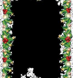 vintage christmas border clipart vintage christmas borders and frames clip art [ 800 x 1133 Pixel ]