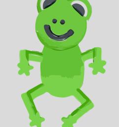frog clipart tree frog [ 900 x 1289 Pixel ]