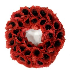 remembrance poppy clipart garlands and wreaths remembrance poppy [ 900 x 900 Pixel ]