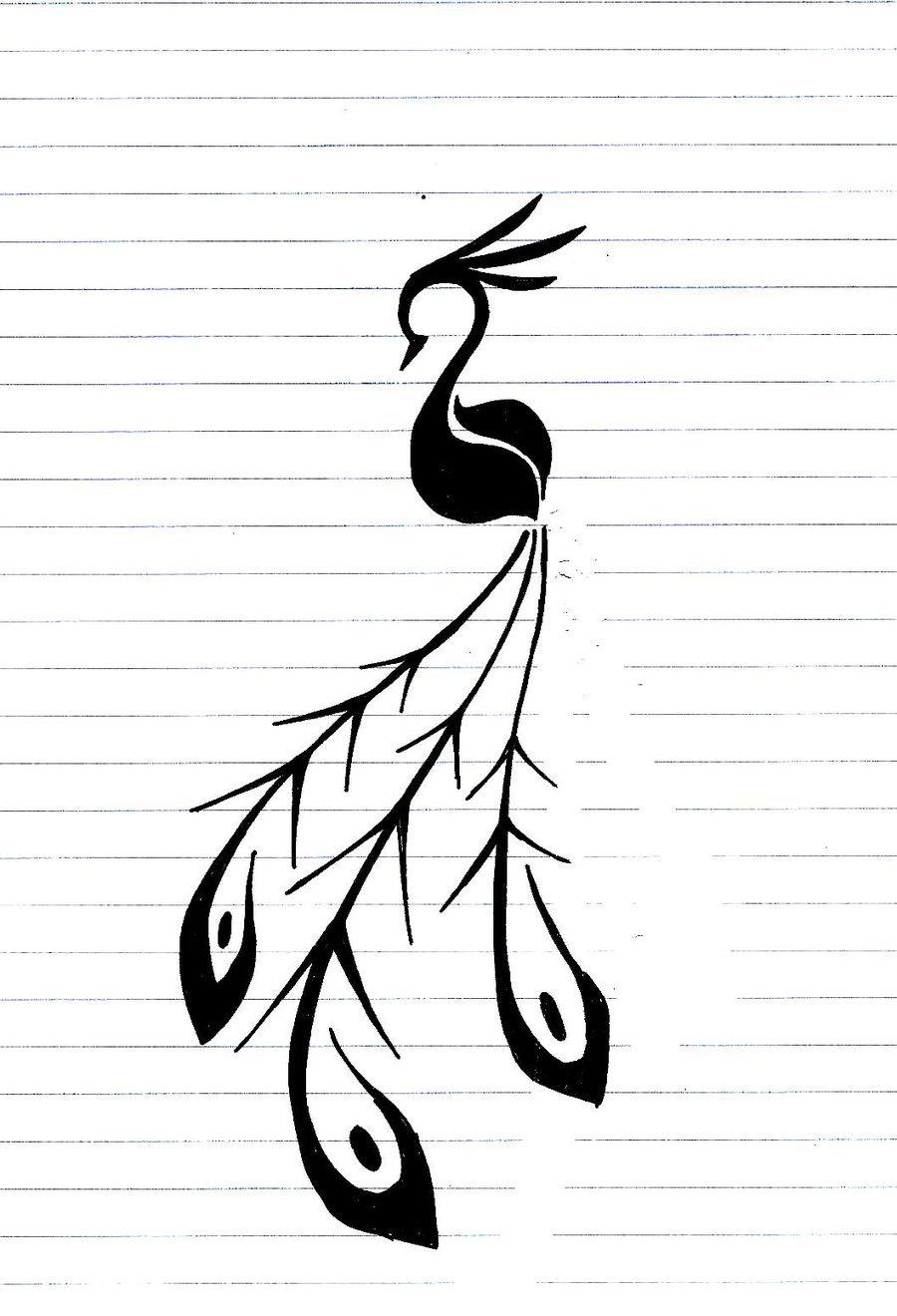 medium resolution of peacock tattoo designs clipart tattoo drawing