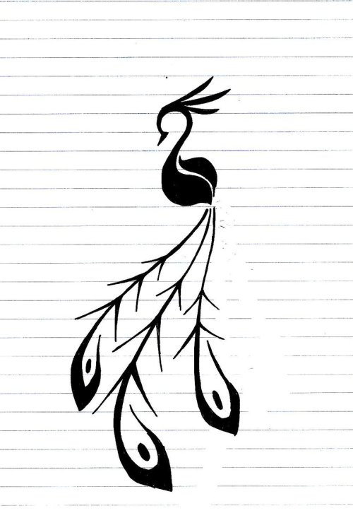 small resolution of peacock tattoo designs clipart tattoo drawing