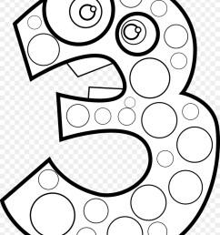 number 3 coloring page clipart coloring book cruz ramirez number [ 900 x 1180 Pixel ]
