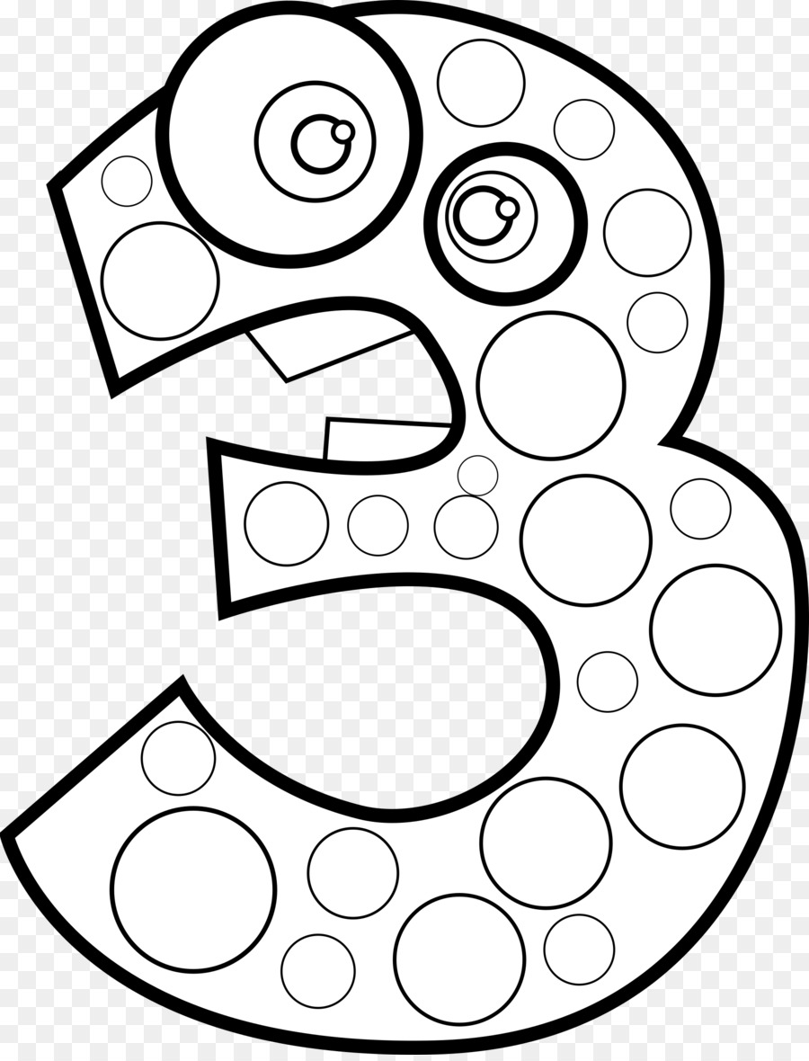 medium resolution of number 3 coloring page clipart coloring book cruz ramirez number