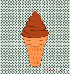 chocolate ice cream clipart ice cream cones sundae [ 900 x 900 Pixel ]