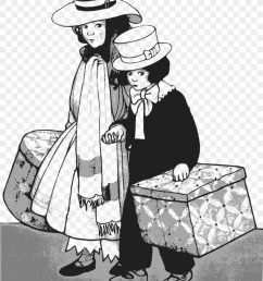 brother sister traveling clipart sibling travel clip art [ 900 x 1080 Pixel ]