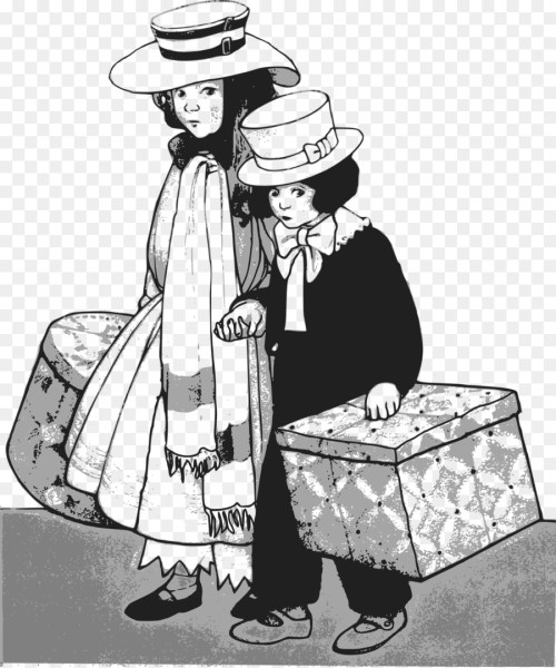 small resolution of brother sister traveling clipart sibling travel clip art